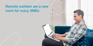 Remote workers are a new norm for many SMEs