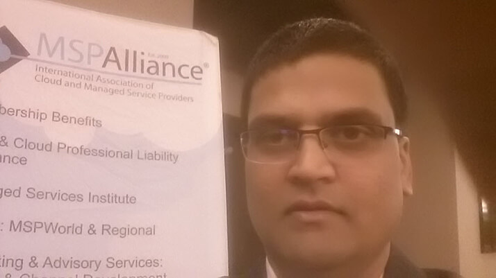 Learnings from the MSPWorld Conference by Santosh Kotnis