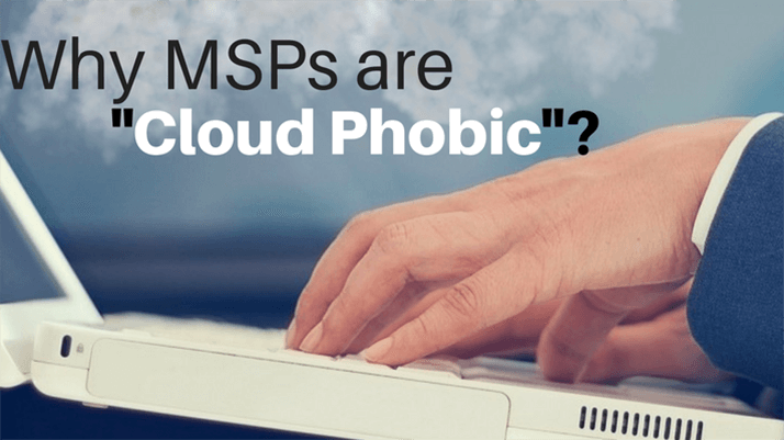 Why MSPs and VARS are Fearing Cloud Computing?