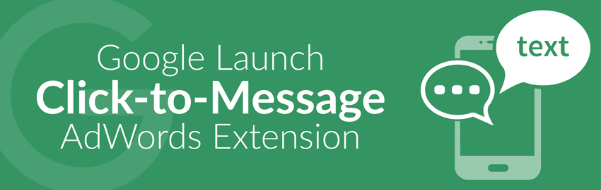 Click to Message Extention from Google