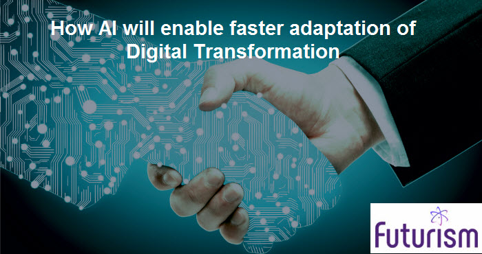 AI Enabled Digital Transformation
