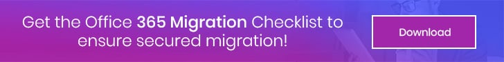 Image to Download office 365 migration checklist