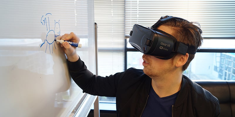 VR Product testing