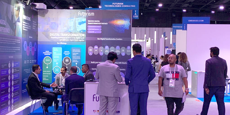 The Story of Futurism Technologies' Head-Turning Outing at GITEX 2019