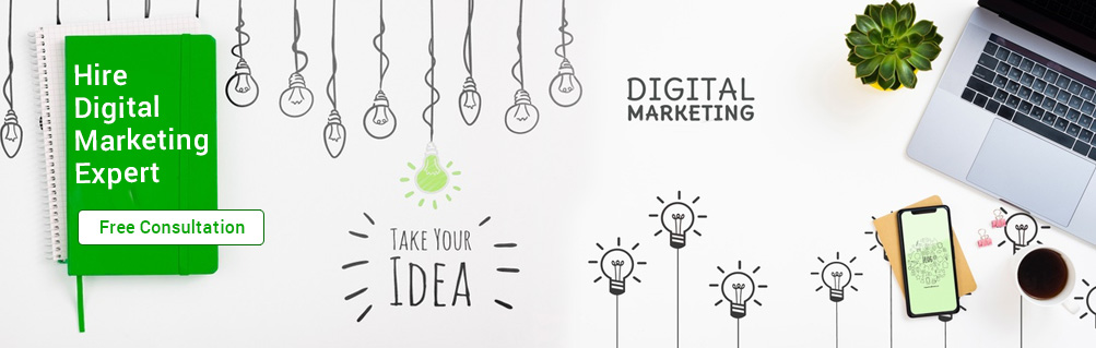 Hire Digital Marketing expert