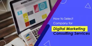 How to Select Company for Digital Marketing Consulting Services?