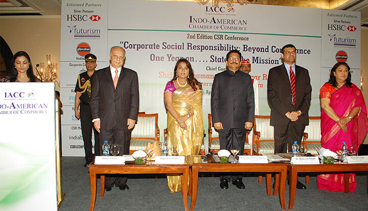 Futurism Technologies Partners & Supports IACC Conference on CSR