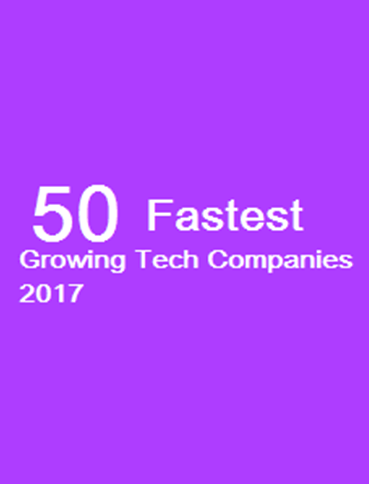 50 Fastest Growing Tech Companies 2017