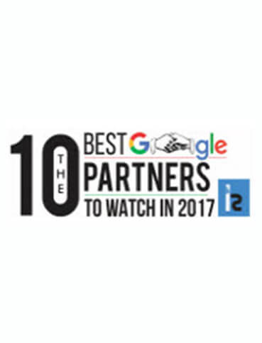 Company Recognized by Insight Success Magazine as 10 Best Google Partners to Watch in 2017